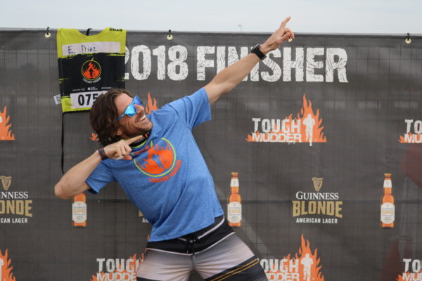 Tougher Mudder experience