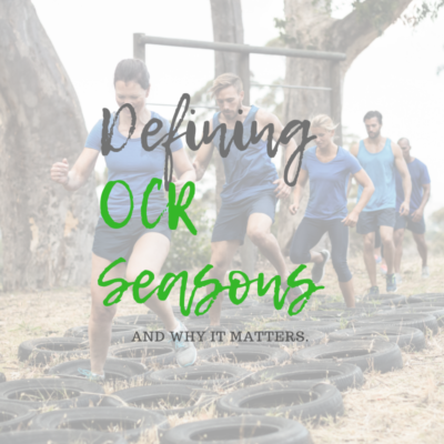 Defining OCR Seasons