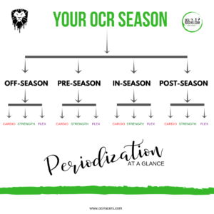 Periodization at a glance