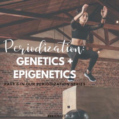 genetics + epigenetics