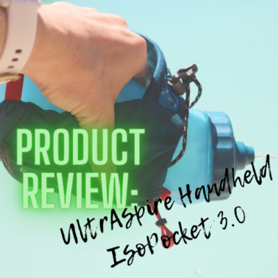 Product Review: UltrAspire Handheld IsoPocket 3.0